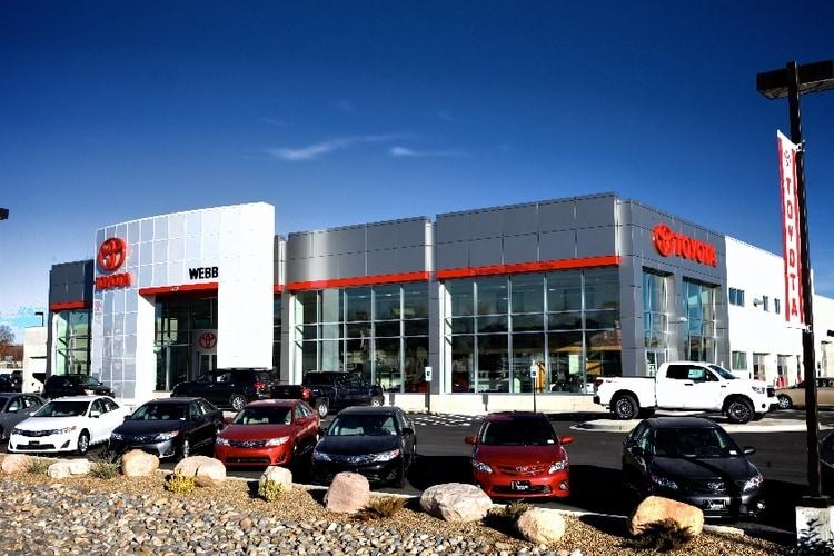 About Us Webb Toyota Farmington Nm 87402