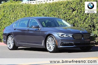 New BMW for sale 2018 BMW 750i 750i Sedan Sedan in Fresno, CA