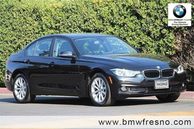 Used 2018 BMW 320i 320i Xdrive Sedan Sedan in Fresno
