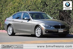 Certified Pre-Owned 2016 BMW 320i 4dr Sdn 320i RWD Sedan WBA8E1G55GNT99753 for Sale in Fresno