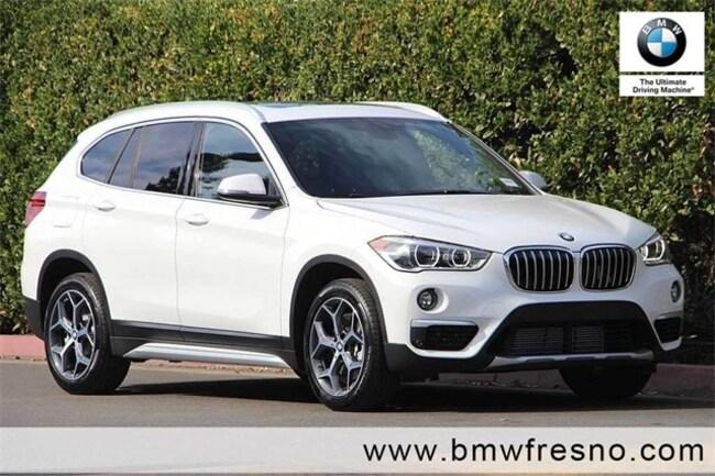 New 2018 BMW X1 sDrive28i SAV in Fresno