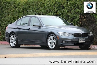 Used 2018 BMW 320i 320i Sedan Sedan WBA8E1G57JNU93320 for Sale in Fresno