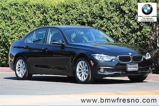 Used 2018 BMW 320i 320i Sedan Sedan WBA8E1G51JNU91658 for Sale in Fresno