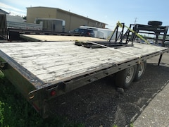 2013 Quality Steel Flatbed Trailer