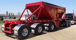 2017 General Heavy Equipment 40 foot -