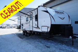 2018 PRIME TIME Tracer Breeze 26DBS bunks
