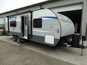 2018 GULF STREAM Trailmaster 241RB couples