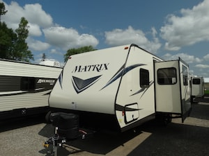 2018 MATRIX 825BH with bunks