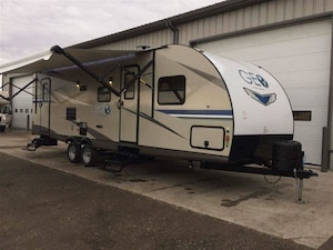 2018 GULF STREAM Geo  28BBS Double Bunks