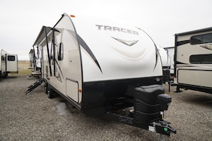 2018 PRIME TIME Tracer 274BH Corner double bunks