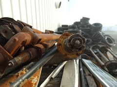 2013 Cerka axles