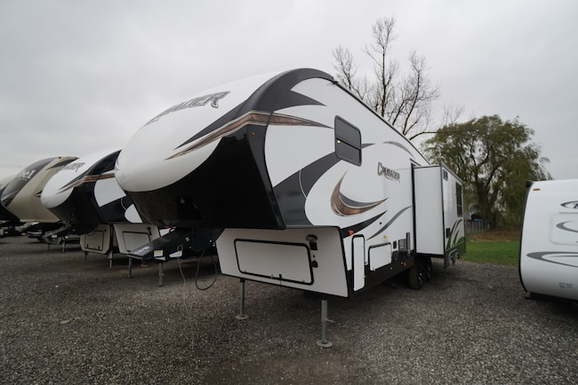 2018 Crusader 28RL 1/2 ton towable