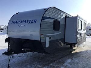 2019 GULF STREAM Trailmaster 279BH bunkroom