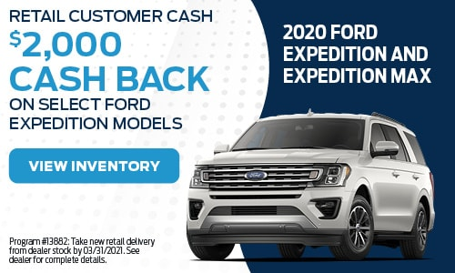 2020 Ford Expedition & Expedition Max