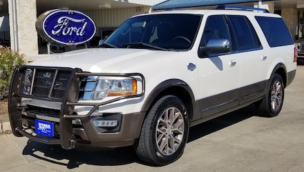 2017 Ford Expedition EL King Ranch SUV
