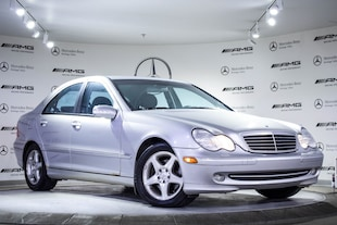 2001 Mercedes-Benz C-Class SPORT - AT Sedan