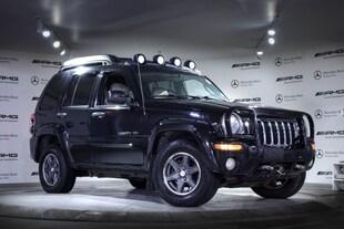 2003 Jeep Liberty Renegade Renegade 4WD