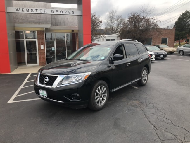 Used 2013 Nissan Pathfinder SV SUV for sale in St Louis