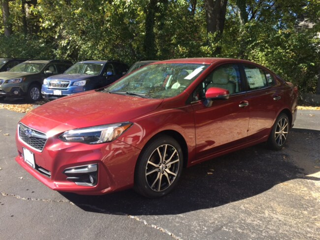 New 2018 Subaru Impreza 2.0i Limited Sedan in St Louis