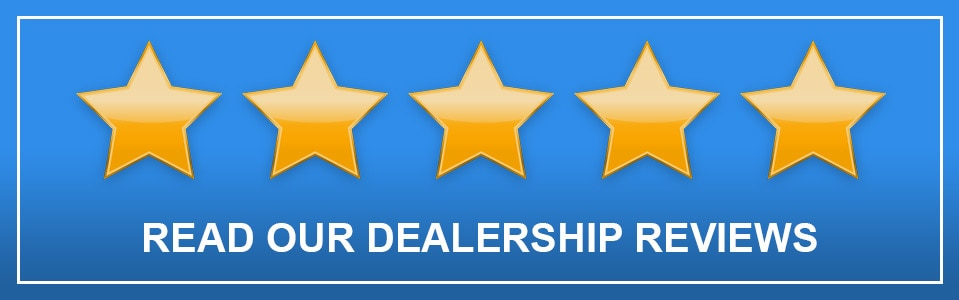 Read Our Dealership Reviews