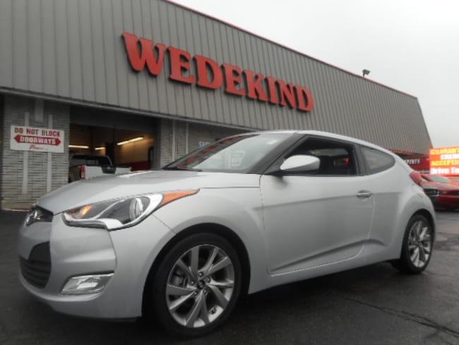 Used 2017 Hyundai Veloster Base Hatchback near Albany NY