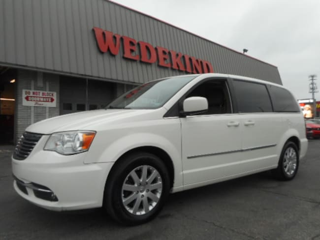 Used 2013 Chrysler Town & Country Touring Van near Albany NY