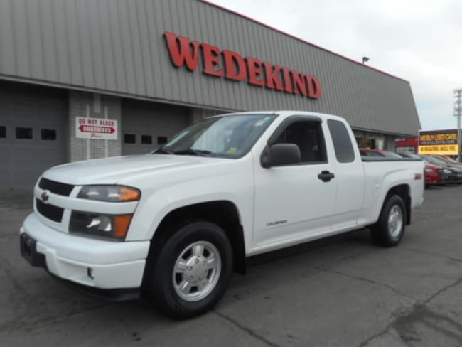 Used 2005 Chevrolet Colorado Truck Extended Cab near Albany