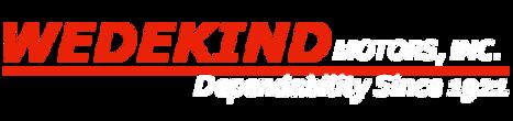 Wedekind Motors