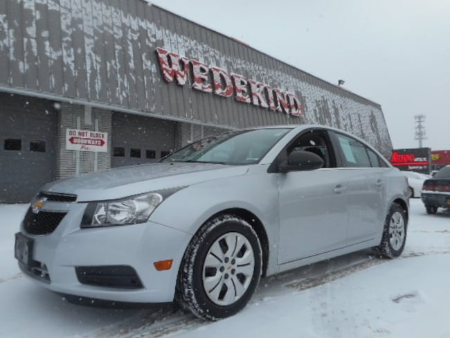 Used 2012 Chevrolet Cruze LS Sedan near Albany