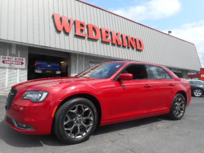Used 2015 Chrysler 300 S Sedan near Albany NY