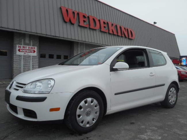 Used 2008 Volkswagen Rabbit S Hatchback near Albany