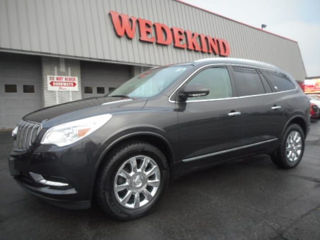 Used 2015 Buick Enclave Leather SUV near Albany NY