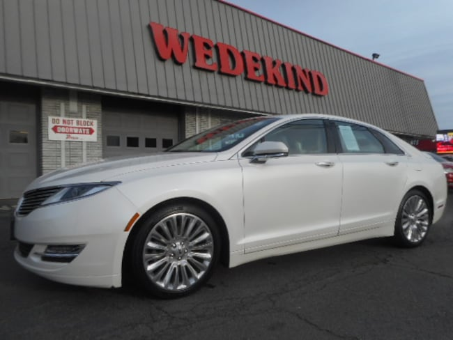 Used 2013 Lincoln MKZ Base Sedan near Albany NY