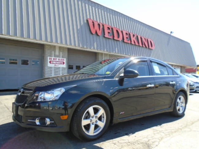 Used 2012 Chevrolet Cruze 1LT Sedan near Albany NY