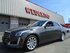 2015 CADILLAC CTS 2.0L Turbo Sedan