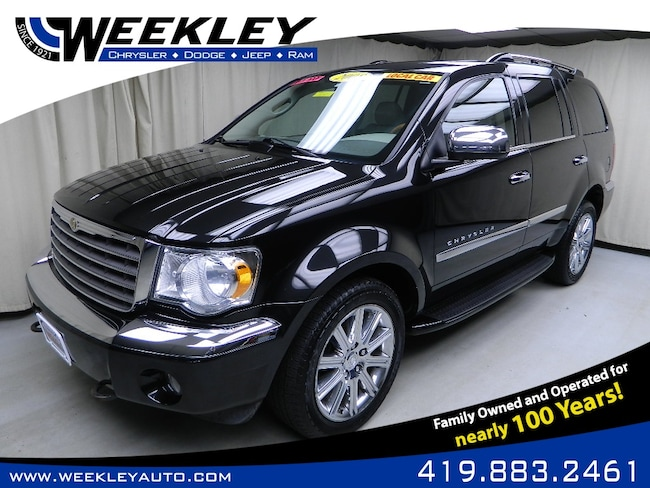 Used 2008 Chrysler Aspen Limited AWD SUV Butler, OH