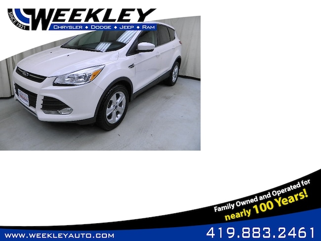 Used 2015 Ford Escape SE Front Wheel Drive SUV Butler, OH