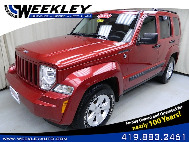 Used 2010 Jeep Liberty Sport 4x4 4WD  Sport Butler, OH