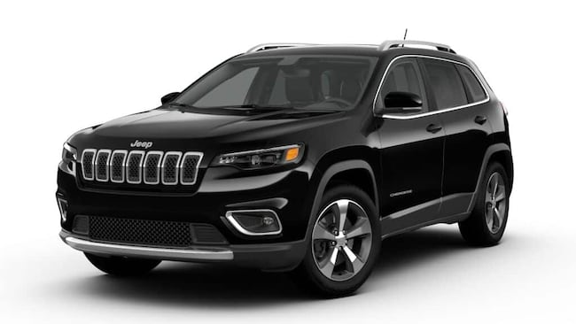 New 2019 Jeep Cherokee LIMITED 4X4 Sport Utility Butler, OH