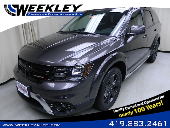 New 2019 Dodge Journey CROSSROAD AWD Sport Utility Butler, OH
