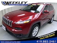 Used 2015 Jeep Cherokee Latitude 4X4 Butler, OH