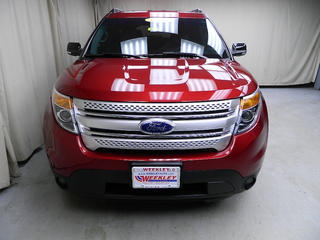 Used 2015 Ford Explorer XLT 4x4 SUV Butler, OH