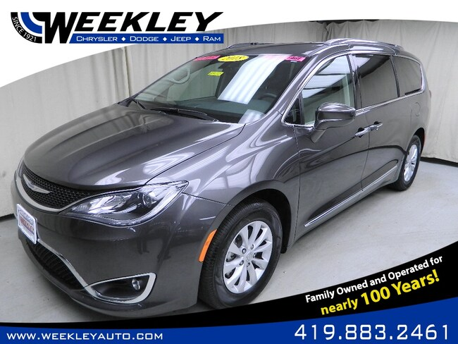 Used 2018 Chrysler Pacifica Touring L Wagon Butler, OH