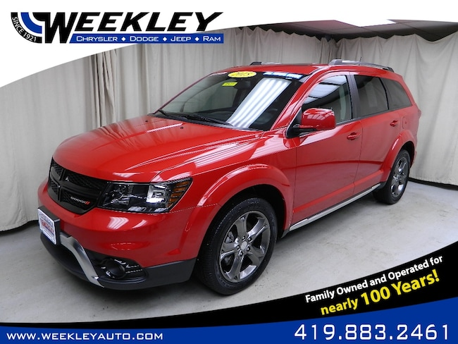 Used 2015 Dodge Journey Crossroad AWD AWD  Crossroad Butler, OH