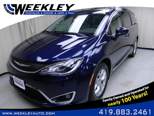 New 2019 Chrysler Pacifica TOURING L PLUS Passenger Van Butler, OH
