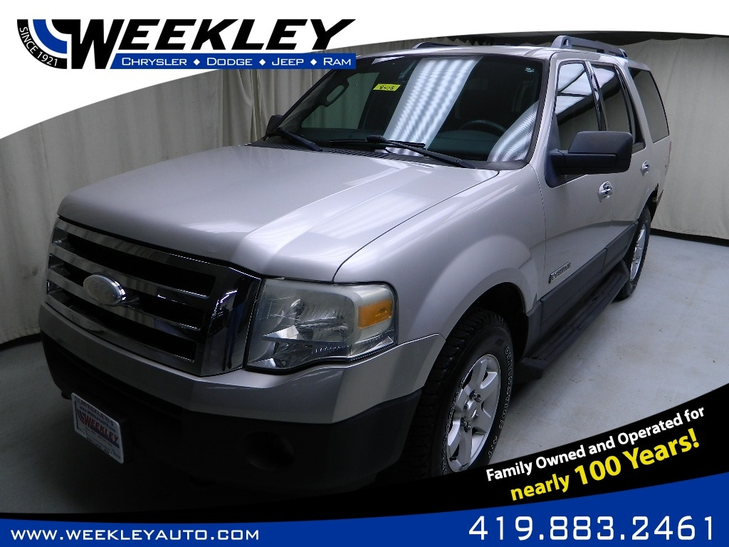 2007 Ford Expedition XLT 4WD  XLT