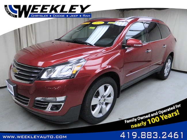 Used 2014 Chevrolet Traverse LTZ AWD Butler, OH