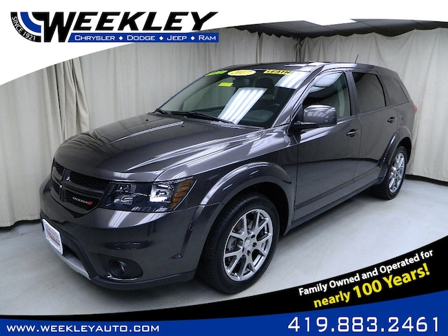 Used 2017 Dodge Journey GT AWD Butler, OH