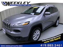 Used 2016 Jeep Cherokee Latitude 4x4 SUV Butler, OH