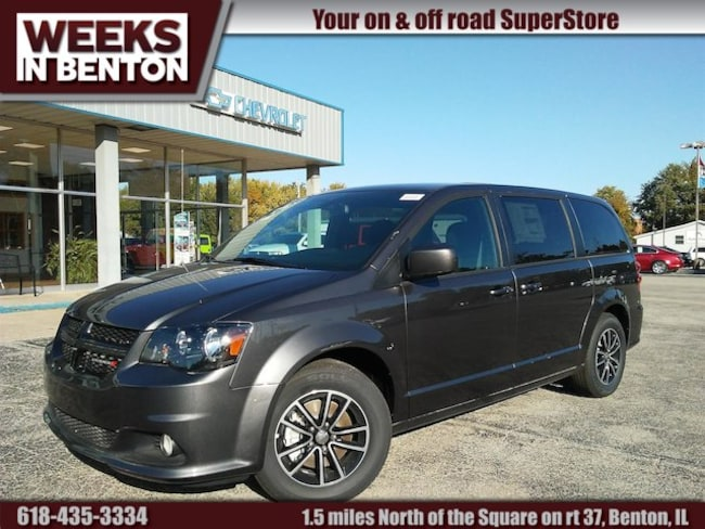 New 2018 Dodge Grand Caravan SE PLUS Passenger Van Benton